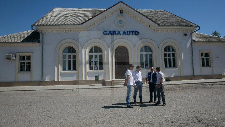 Появились фото отремонтированного автовокзала в Бассарабяске