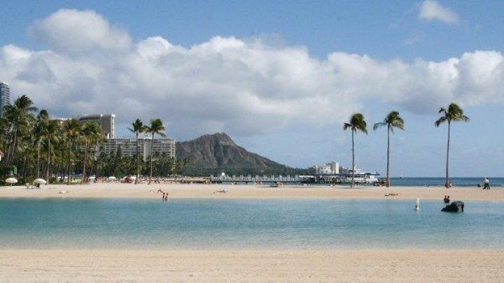 Гавайские острова предупредили о приближении мощного урагана «Гектор»
