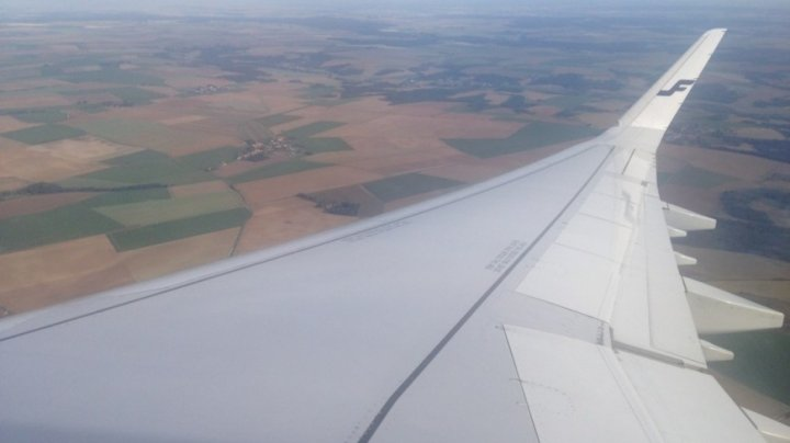 В Ростове-на-Дону сел Boeing с пассажиркой, которая в полете родила мальчика