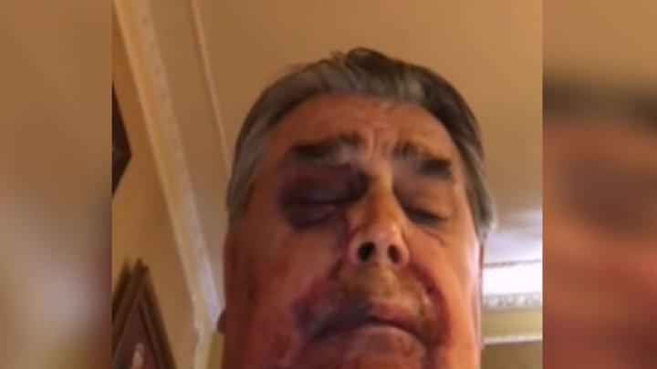 Бывшего премьер-министра Крыма жестоко избили и ограбили в собственном доме (видео)