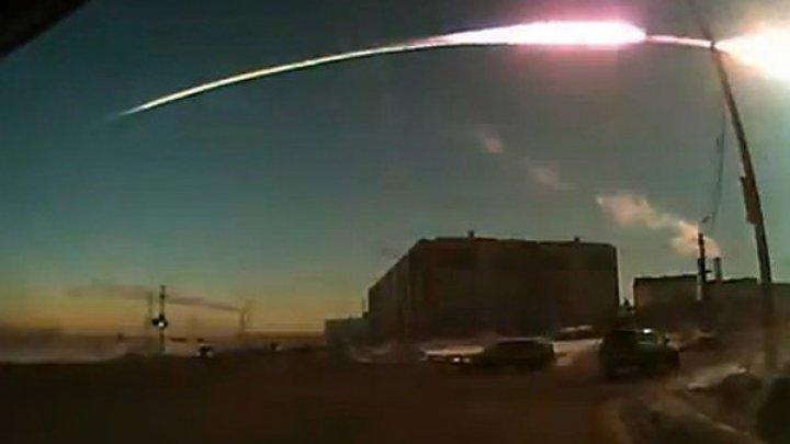 МЧС прокомментировало сообщения о метеорите в небе над Сургутом