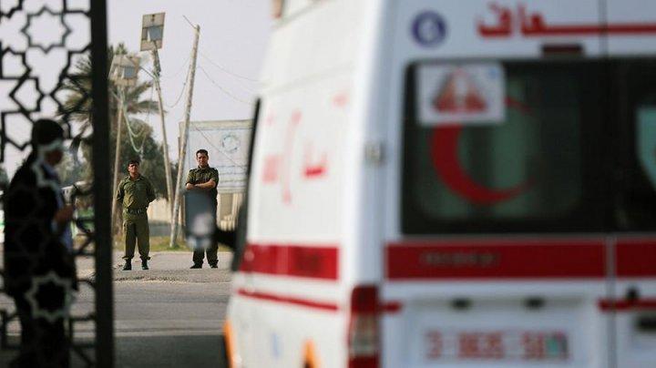 В Каире автомобиль взорвался в результате ДТП