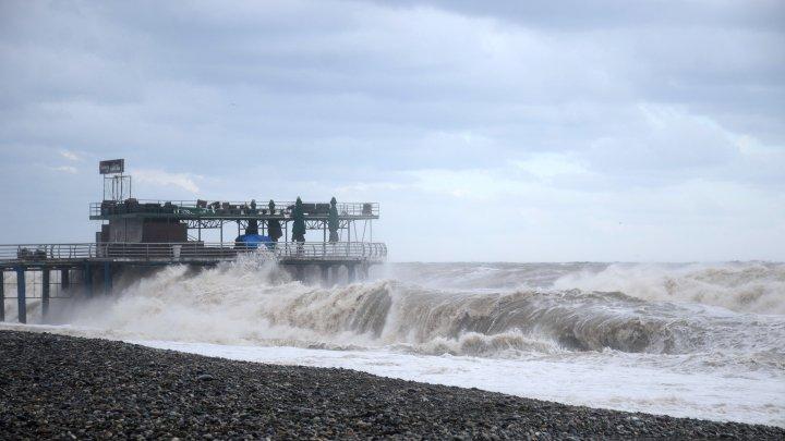 В Грузии выбросило на берег тело утонувшего в Чёрном море россиянина