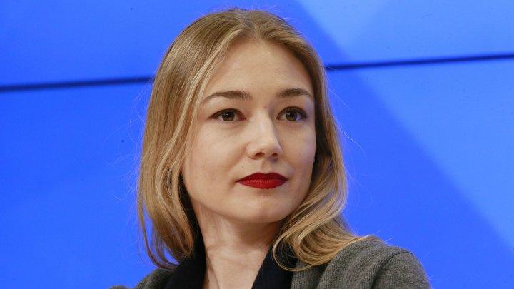 Оксана Акиньшина объявила о разводе с мужем