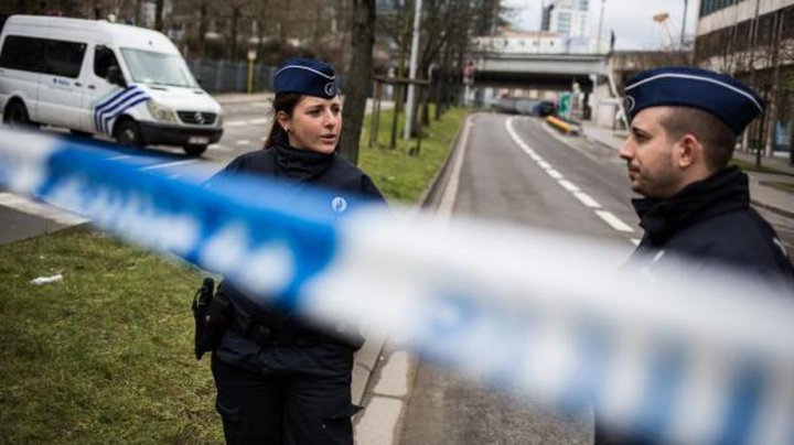 Полицейского расстреляли при проверке документов водителя в Бельгии