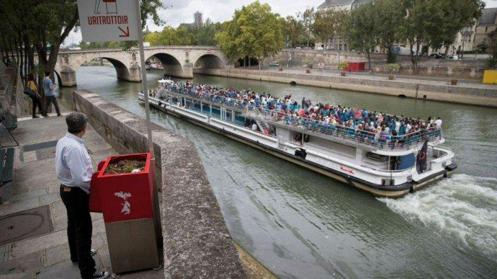 Парижанам разрешили справлять нужду на улице