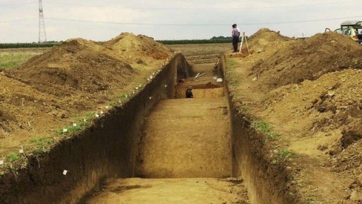 В Румынии раскопали огромную цитадель возрастом 3400 лет