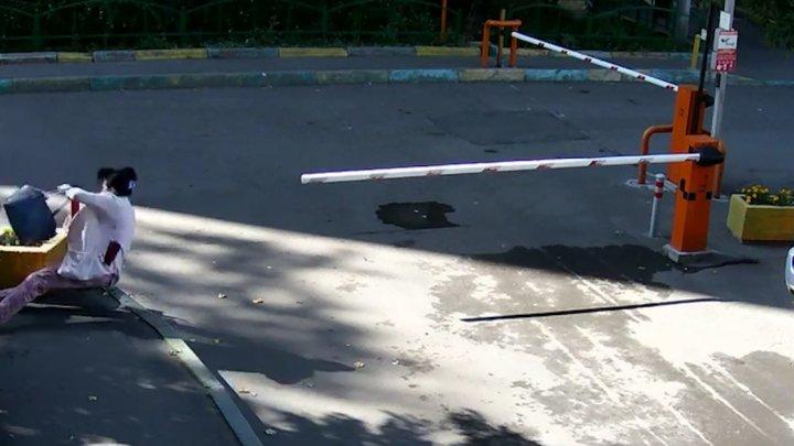 В Москве мужчина застрелил бывшую жену и покончил с собой: видео (18+)