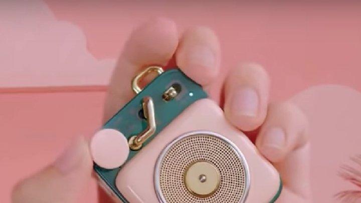 Xiaomi назвала портативную ретро-колонку в честь Элвиса Пресли