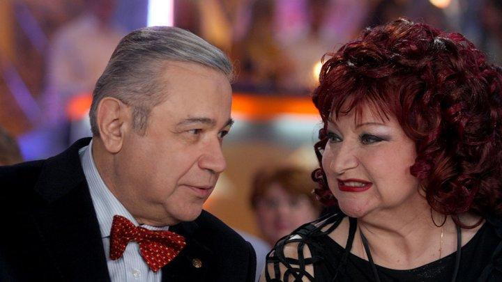 Петросян впервые прокомментировал развод со Степаненко