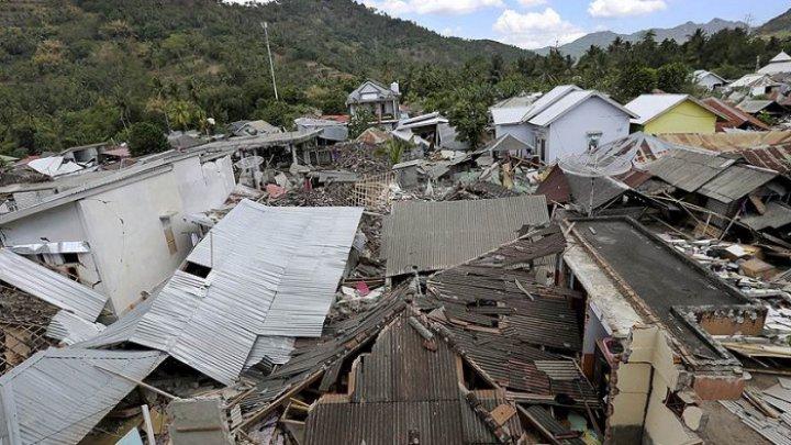 Мощное землетрясение в Индонезии: число жертв приближается к 400