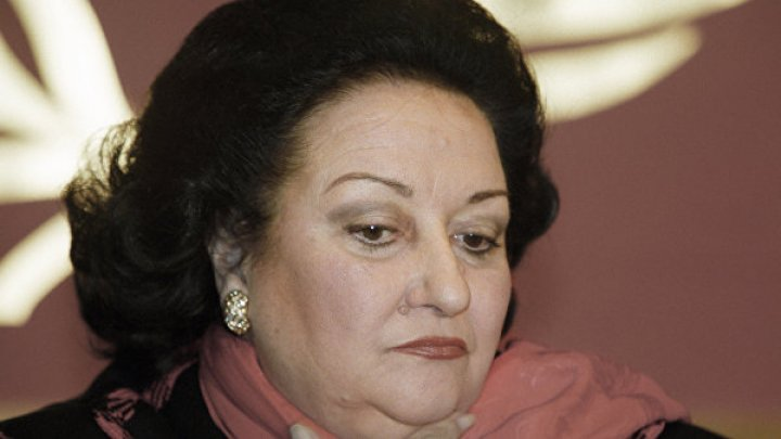 СМИ узнали о госпитализации оперной дивы Монсеррат Кабалье