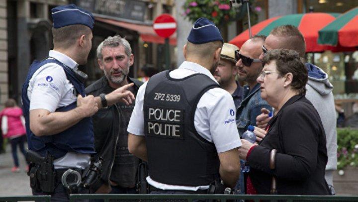 Два человека пострадали при стрельбе в центре Брюсселя