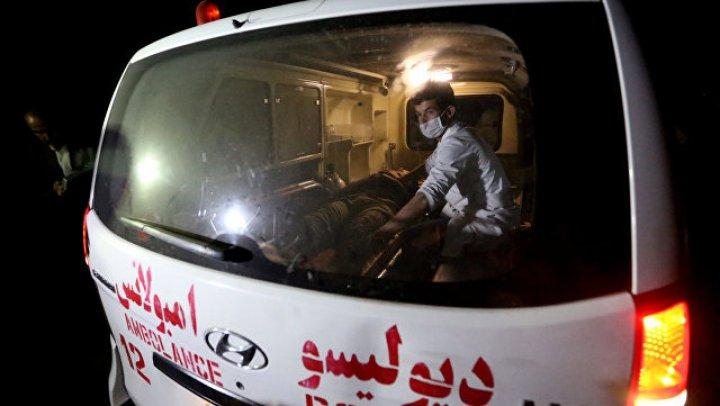 В Афганистане 15 человек погибли в ДТП