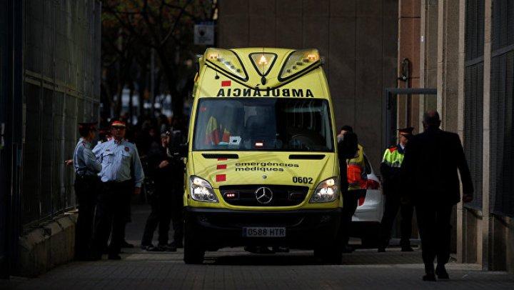 В Мадриде шесть человек пострадали в метро из-за взрыва компьютера