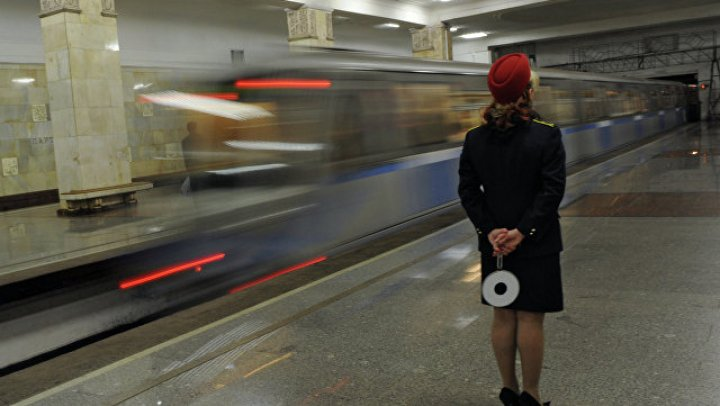 Женщина, которая родила в метро Петербурга, отказалась от ребёнка