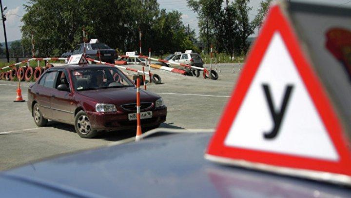 Видео: экзамен по вождению закончился страшным ДТП