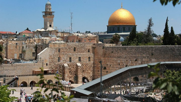 Гостям Иерусалима покажут, как выглядел город 2000 лет назад