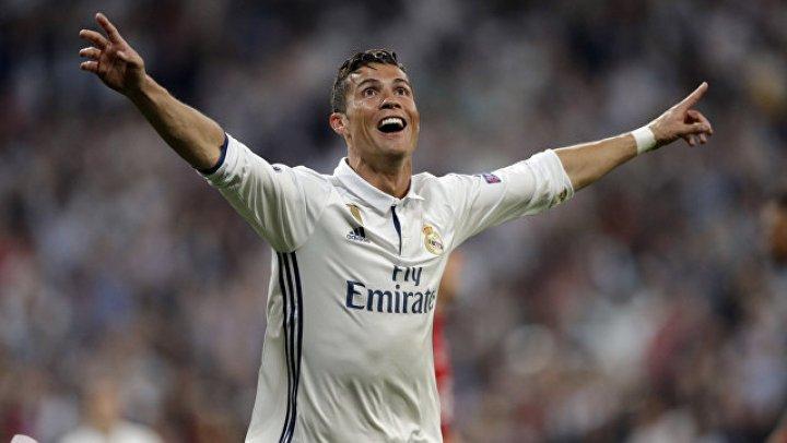 Роналду не поедет в Лондон на церемонию вручения наград ФИФА