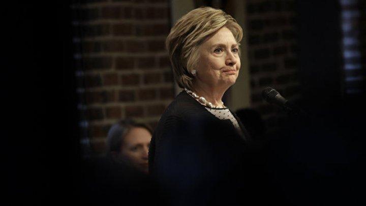 Клинтон сыграла роль в американском ситкоме