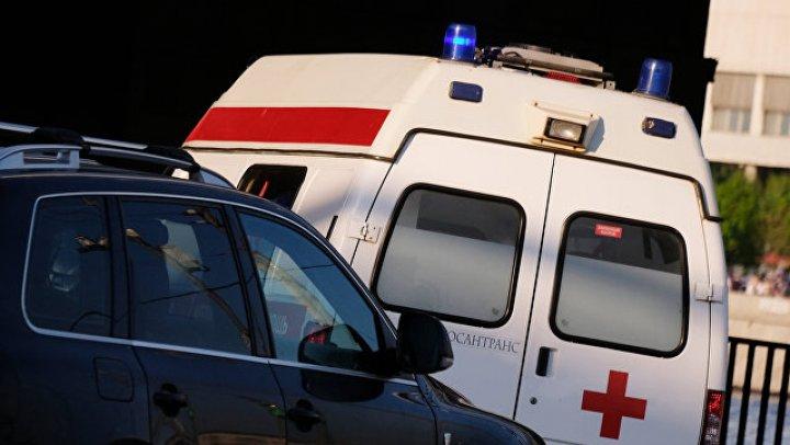 Крупное ДТП на юге Москвы произошло из-за уснувшего водителя фуры