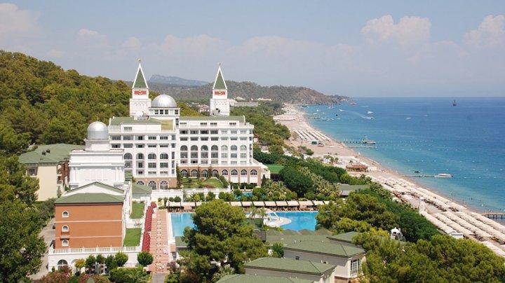 В Турции планируют ограничить курение в отелях