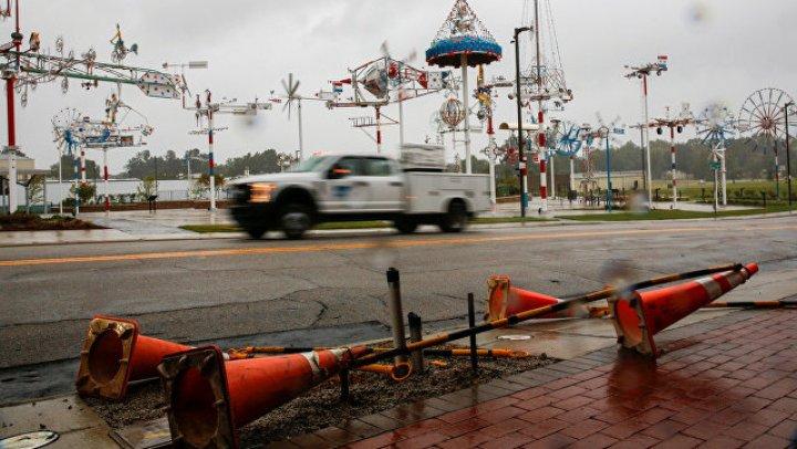 Худшее впереди: разрушительный шторм «Флоренс» движется вглубь США