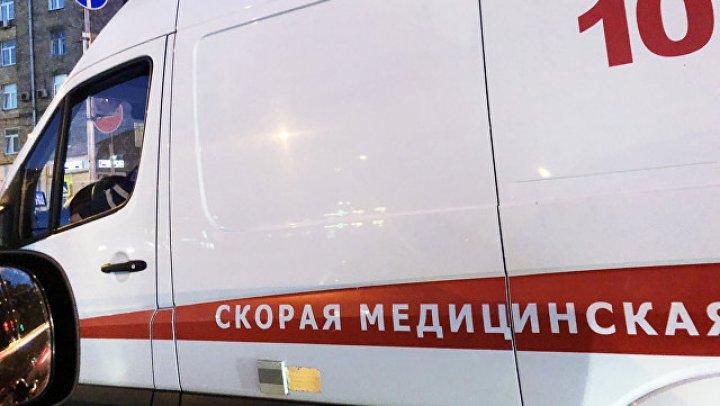 В Москве ребенок получил травмы головы на аттракционе