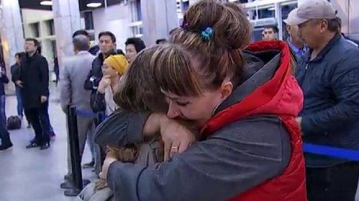 Спустя 6 лет брошенную отцом девочку вернули из Молдовы маме в Казахстан