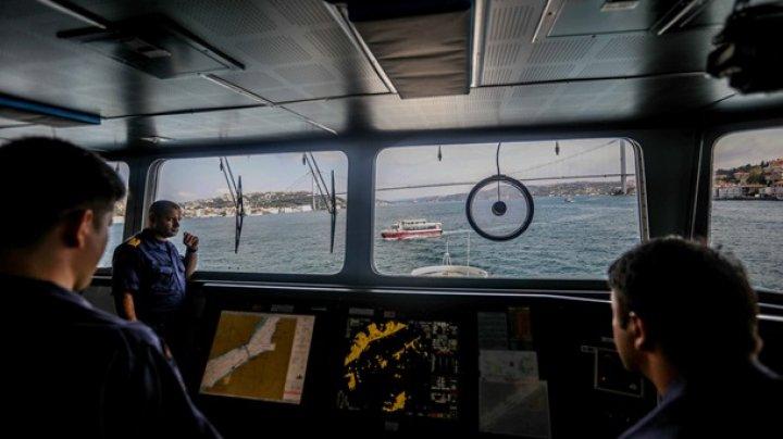 Украина и Турция будут совместно патрулировать Черное море