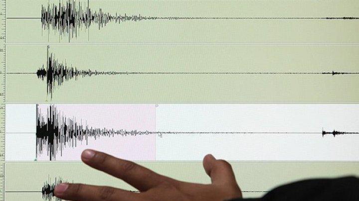 На турецком курорте произошло землетрясение