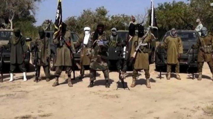 В Нигерии боевики Боко Харам захватили город