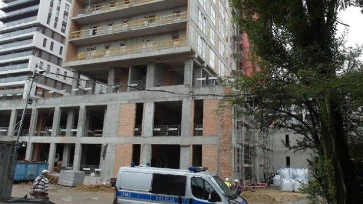 В Польше погиб строитель из Украины