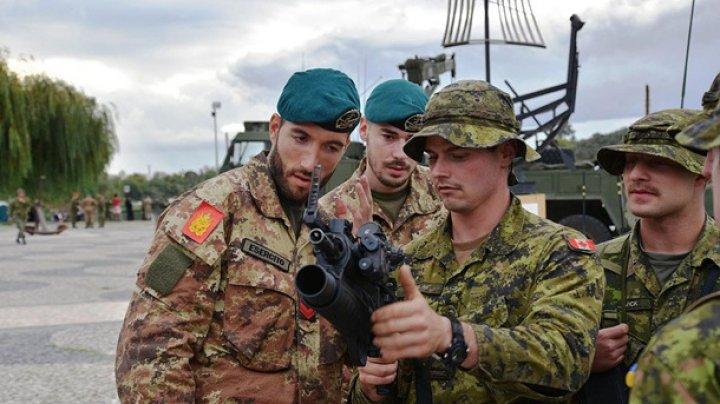 В Канаде военнослужащим разрешили носить бороды