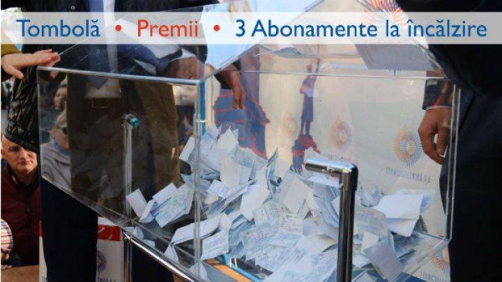 Абонементы на отопление: Termoelectrica организует лотерею по случаю Дня города