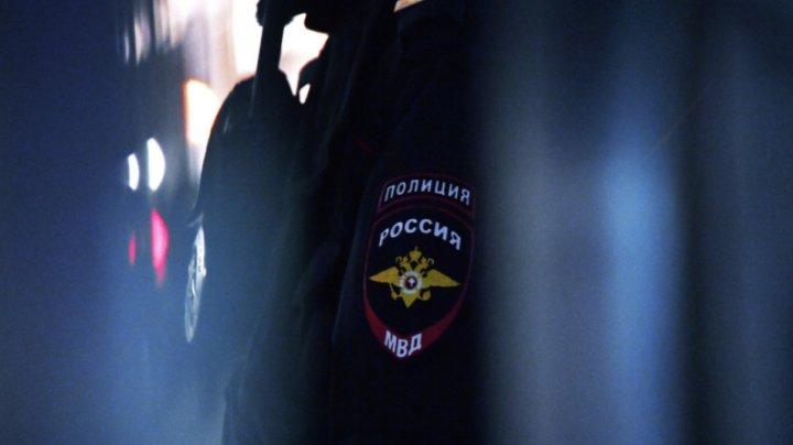 Неизвестный открыл огонь в Санкт-Петербурге