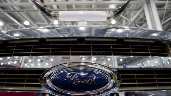 Ford бросил вызов электрогрузовику Tesla