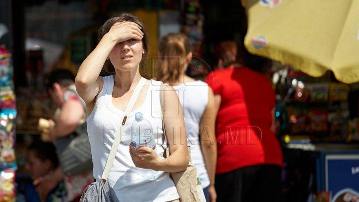 """""""Желтый код"""" метеоопасности в связи с жарой продлен до 26 июня"""