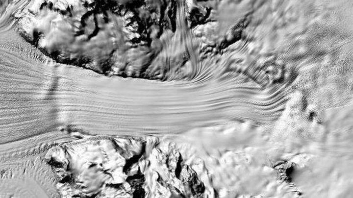 Ученые США опубликовали точнейшую карту Антарктиды