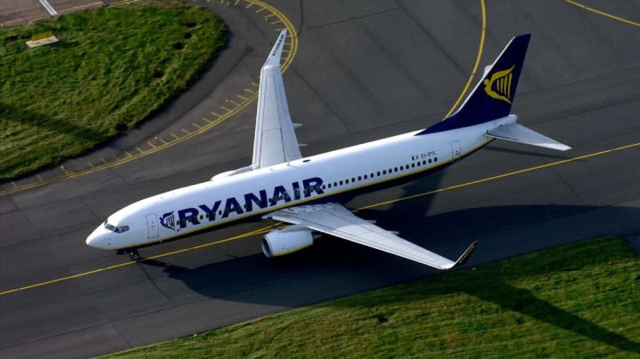 Ryanair отменила 150 рейсов из-за забастовки