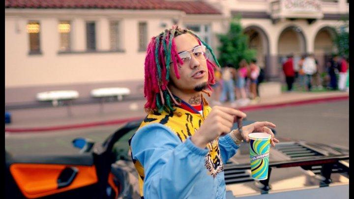 Рэпера Lil Pump посадили в тюрьму