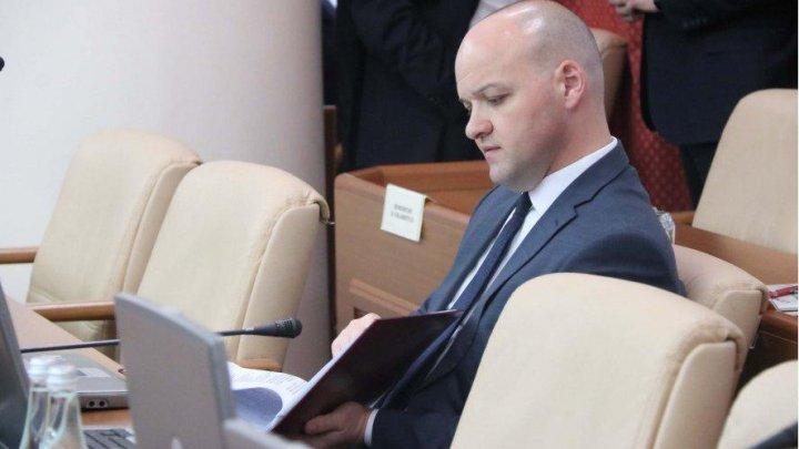Замдиректора СИБа Руслан Мунтяну ушел в отставку