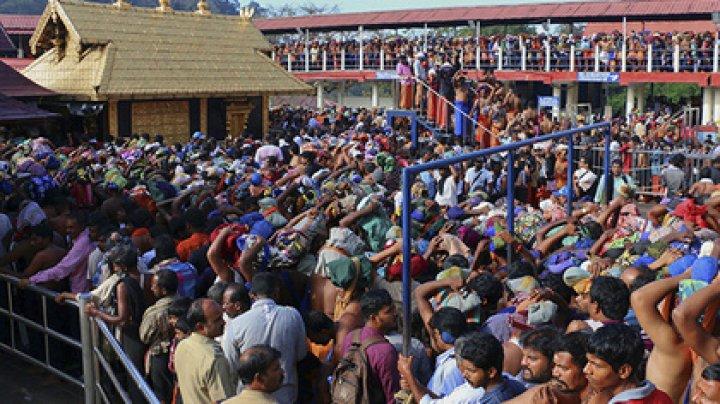 Женщинам в детородном возрасте разрешили посещать индуистский храм