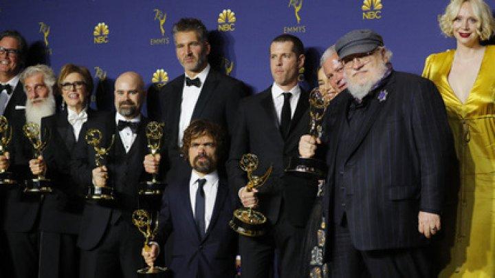 «Игра престолов» стал лучшим драматическим сериалом по версии «Эмми»