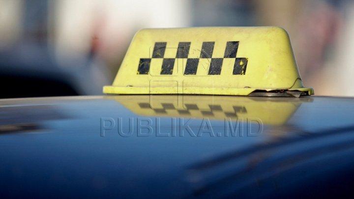 Пассажир украл у столичного таксиста мобильный телефон