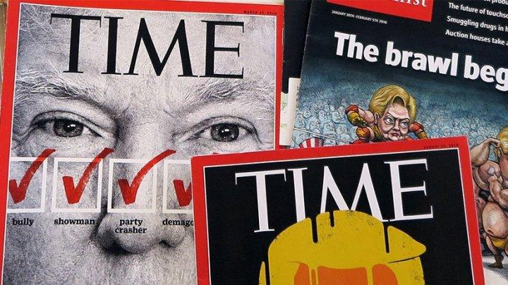 Журнал Time продают во второй раз за год