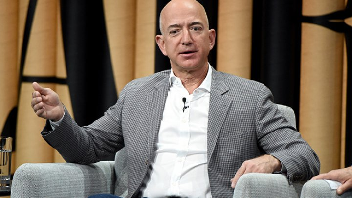 Глава Amazon за два дня потерял более $19 млрд