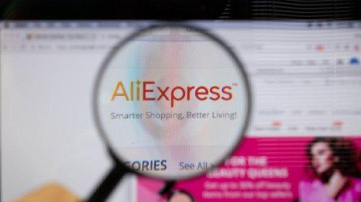В Сети появился клон AliExpress, ворующий деньги