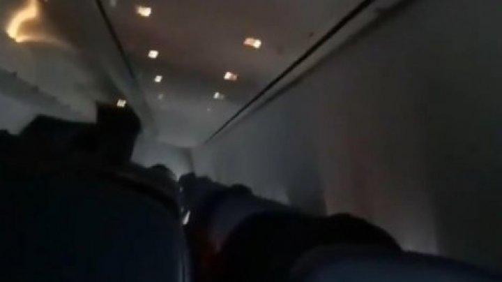 Авиакатастрофа в Индонезии: появилось видео из самолета в момент падения