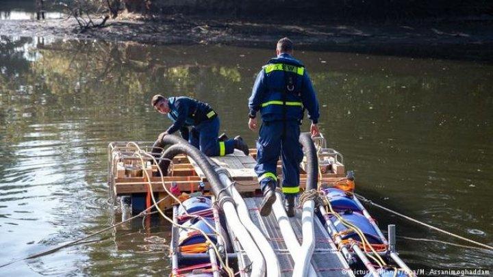 В Германии хотят осушить озеро, чтобы раскрыть преступление 25-летней давности